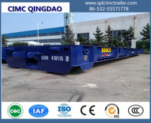 Cimc Terminal Port Using RO RO Trailer Mafi Trailer Truck Chassis pictures & photos