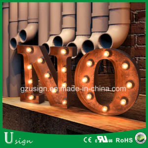 Wedding Light Bulb Letter for Outdoor pictures & photos
