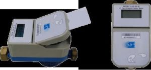 Sts IC Card Prepaid Water Meter for Different Place pictures & photos