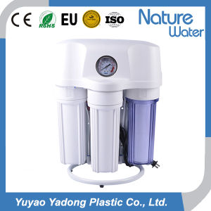 Quick Change 6 Stage Water Filter with Cover, Stand and Gauge pictures & photos