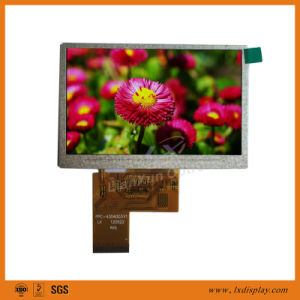"4.3"" LCD Module 480*272 with CPT LCD Panel pictures & photos"