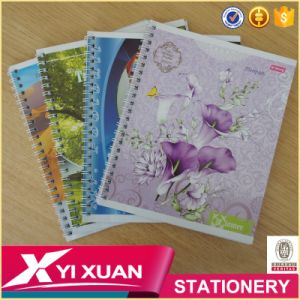 2017 Customized Logo Stationery Cheap Bulk Spiral Notebook pictures & photos