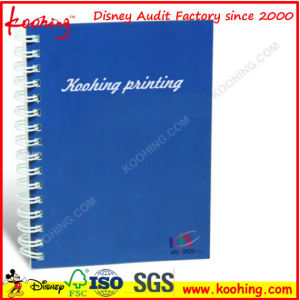 Fashion Plastic A4 Office Stationery Notebook pictures & photos