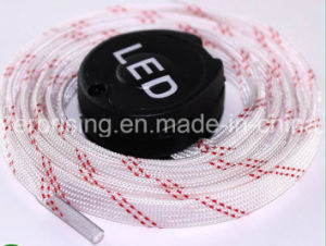 Best Selling Rechargeable LED Flashing LED Glowing Shoelaces pictures & photos