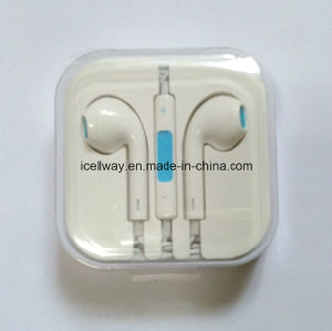 Colorful Earpod for Samsung for Apple iPhone 6 Earbuds Compatibility pictures & photos