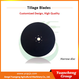 New Products Farm Plow Parts Steel Disc Harrow Blade pictures & photos