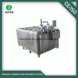 Customized Stainless Steel Basket Vegetable Small Blanching Machine pictures & photos
