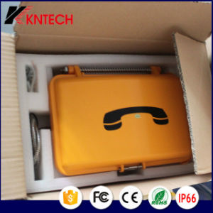 IP66 Industrial Telephone Waterproof Telephone Weatherproof Telephone with Competitive Price pictures & photos