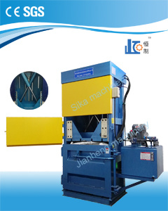 Vmt20-8060 Baler Press with Crossed Cylinder for Pet Bottle with Ce pictures & photos