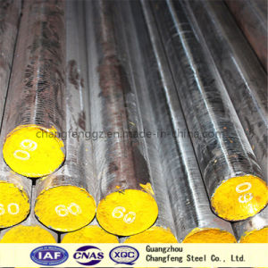 High Speed Tool Steel Round Bar (1.3355/T1/Skh2) pictures & photos