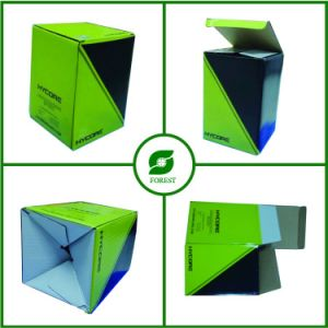 Small Tuck-Top Color Corrugated Paper Box pictures & photos