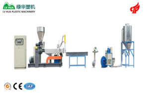 Ce Plastic Hard Material Plastic Recycling Machine pictures & photos