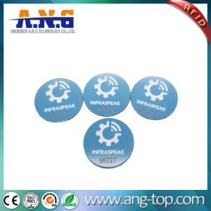 13.56MHz Plastic Contactless Hf RFID Hard Tag for Access Control pictures & photos