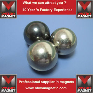 Neodym Magnet with N35 N45 N48 N50 N52 Cylinder Disc Ring Bar Rectangular Ball Sphere pictures & photos
