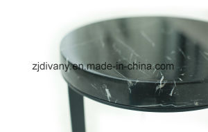 Modern Style Home Furniture Living Room Round Side Table (T-82) pictures & photos