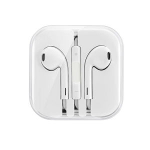 High Quality in-Ear Earphone Earbuds Headphone for iPhone 7/7plus pictures & photos