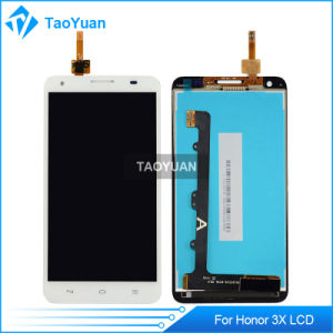 LCD Screen Assembly for Huawei Honor 3X G750