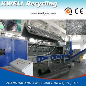 Plastic Single Shaft Shredder/Long Plastic Pipe Shredding Machine pictures & photos