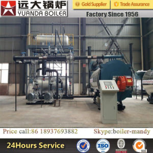 China Best Selling Gas and Oil Fired Steam Boiler pictures & photos