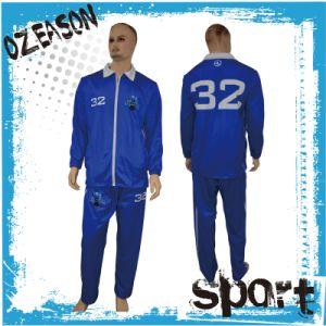OEM Men′s Sports Wear Custom Sublimation Track Suit pictures & photos