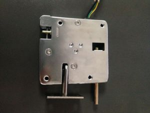 Electric Cabinet Lock (JS-04) pictures & photos