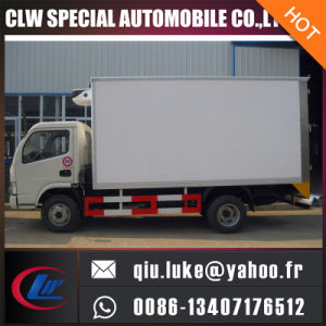 Frozen Food Transport Vehicle, Mobile Refrigerator Container, Ice-Cream Freezer Truck pictures & photos