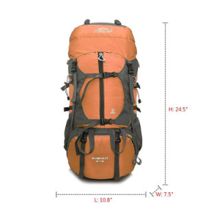 Unisex Waterproof Mountain Bag Hiking Shoulder Backpack for Outdoor/Travel/Sport pictures & photos