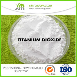 Paint and Plastic Use Rutile Grade Excellent Dispersity Titanium Dioxide pictures & photos