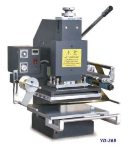 Bronzing and Foil Hot Stamping Machine pictures & photos