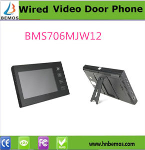 Wireless Video Door Phone for Single Villa Intercom Doorbell pictures & photos