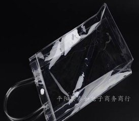 Fashion Packing Gift Hand Cosmetic Plastic PVC Bag pictures & photos