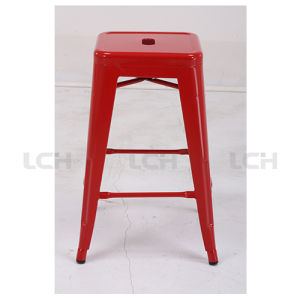 Kitchen Industrial Metal Bar Stool pictures & photos