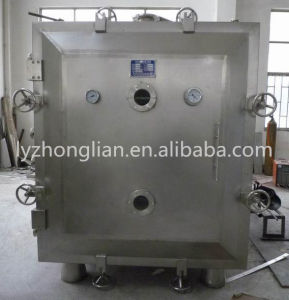 Fzg-10 High Quality High Efficiency Vacuum Drying Machine pictures & photos
