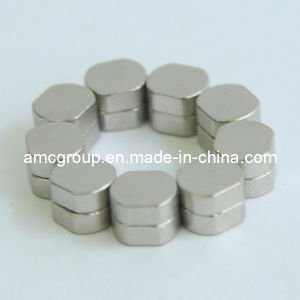 Cylinder NdFeB Magnet with Hole pictures & photos