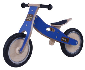 Super Quality Wooden Balance Bike for Kids Learning Games Kids Balance Bike pictures & photos