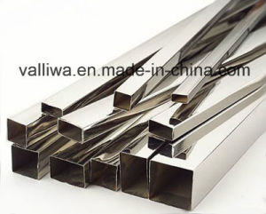 Satin Stainless Steel Tube pictures & photos