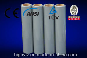 Elastic Reflective Transfer Film with En20471 (4001-P) pictures & photos