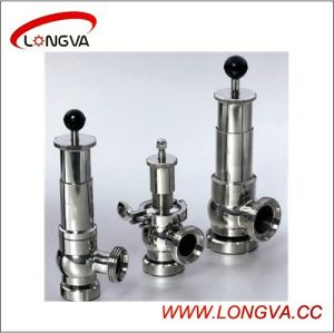Food Grade Stainless Steel Safety Valve pictures & photos