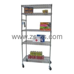 NSF Metal Shop Supermarket Display Rack Stands pictures & photos