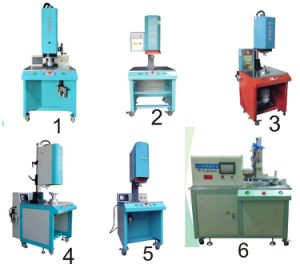 PP Filter Rotary Welding Machine pictures & photos
