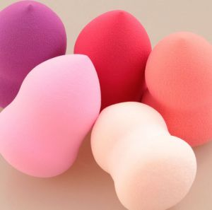 Non-Latex Makeup Sponge Hydrophilic Sponge Cosmetic Sponge Powder Puff pictures & photos