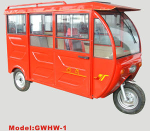 Gwhw-1 Electric Tricycle pictures & photos