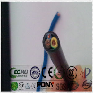 Round Elevator and Escalator Control Cable (Round Cable for Elevator Use) pictures & photos
