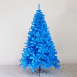 2016 New Design Blue Christmas Tree
