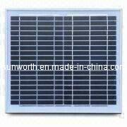 15W Polycrystalline Solar Panel(SW015P)
