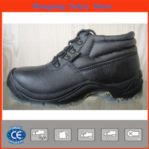 Professional See-Through PU Outsole Safety Shoe[Hq03009] pictures & photos