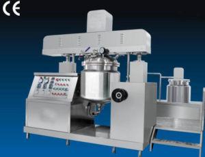 Cream Vacuum Emusification Machine (Zrj-1500L) pictures & photos