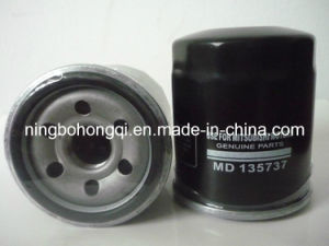 Oil Filter MD135737 for Mitsubishi pictures & photos