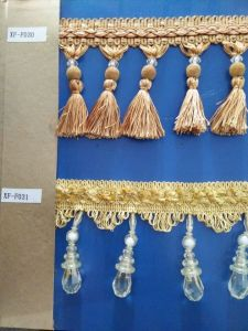 High Quality Tassel for Home Textile pictures & photos