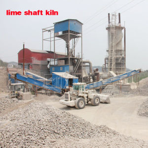 Yuhong Vertical Shaft Lime Kiln, Shaft Kiln for Limestone, Dolomite & Clay Minerals pictures & photos